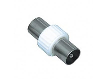 Konektor IEC 169-2 (TV) spojka M/M