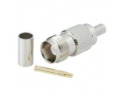 Konektor TNC zásuvka na kabel