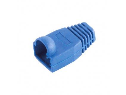 Konektor RJ45 kryt modrý