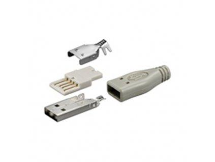 Konektor USB A na kabel