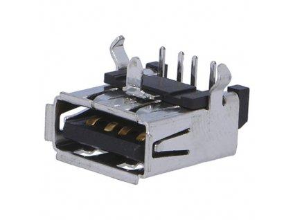 Konektor USB A UBA-4R-D14T-4D