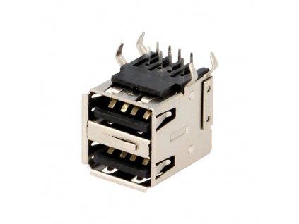 Konektor USB-A zásuvka D-RA
