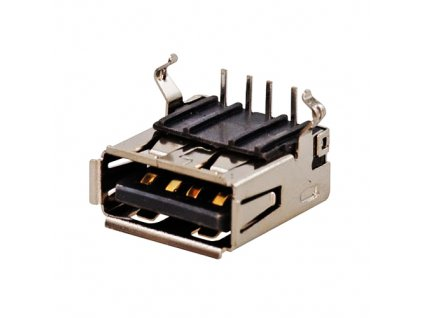 Konektor USB-A zásuvka S-RA