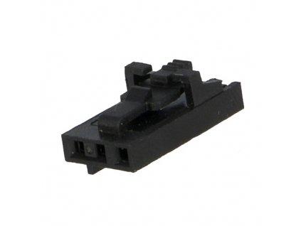 Konektor NCD 3pin zásuvka kryt