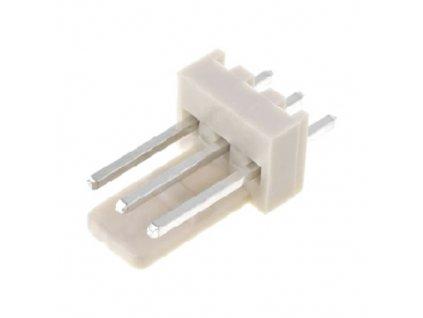 Konektor NS25 3pin vidlice DPS