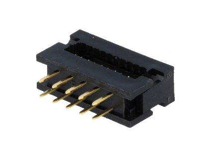 Konektor IDC 10pin přechodový