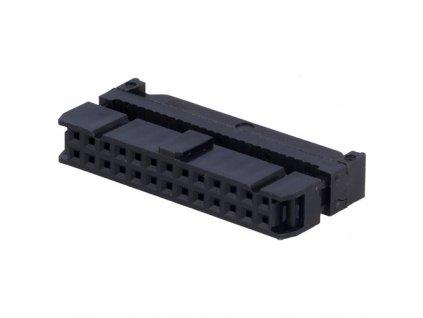 Konektor IDC 26pin zásuvka na kabel 1,27mm