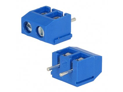 Svorkovnice DG301-5.0-02P modrá