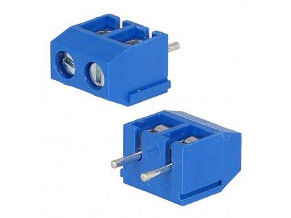 Svorkovnice DG306-5.0-02P modrá