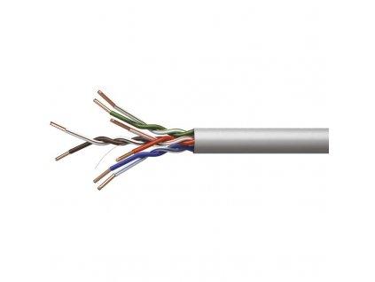 Kabel datový UTP CAT 5E PVC