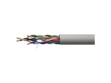 Kabel datový UTP CAT 6 PVC