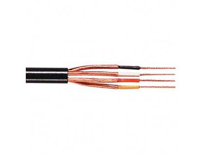 Kabel C116 4x0,14 černý