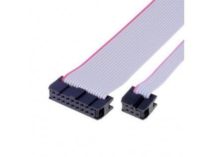 Plochý kabel s IDC konektory 40pin 0,3m