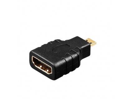 Redukce HDMI A - micro HDMI D F/M