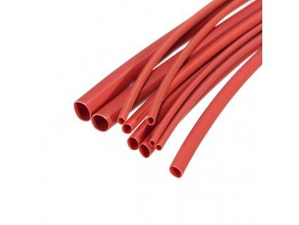 Smršťovací bužírka 1,5mm 2:1 W1H červená