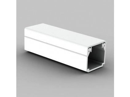 Lišta LHD 17x17mm HD bílá (2m)