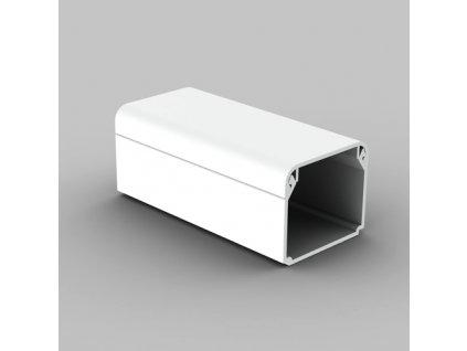 Lišta LHD 30x25mm HD bílá (2m)
