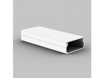 Lišta LHD 40x20mm HD bílá (2m)