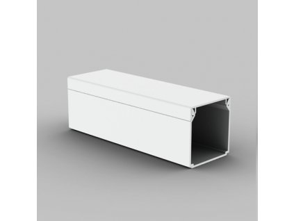 Lišta LHD 40x40mm HD bílá (2m)