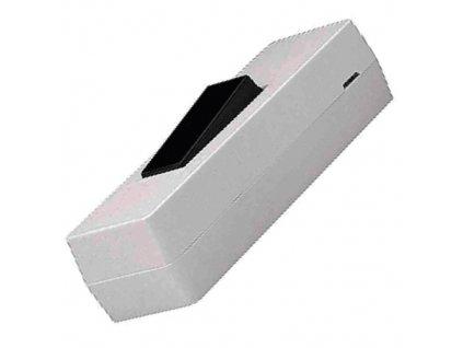 Kolébkový spínač 3555-01927 šňůrový bílý