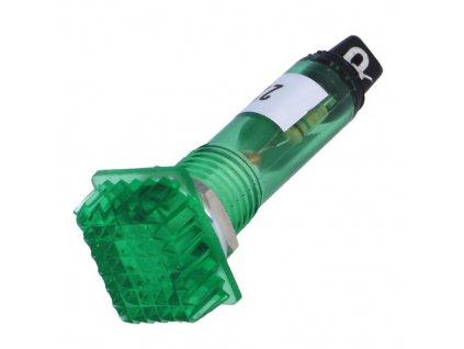 Kontrolka NSL 230V zelená