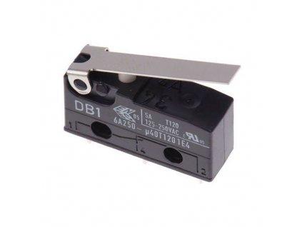 Mikrospínač DB1C-A1LC