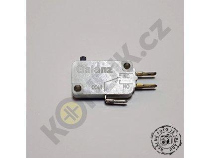 Mikrospínač W-15-102C