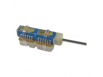 Přepínač TS121 2 sekce 9 poloh
