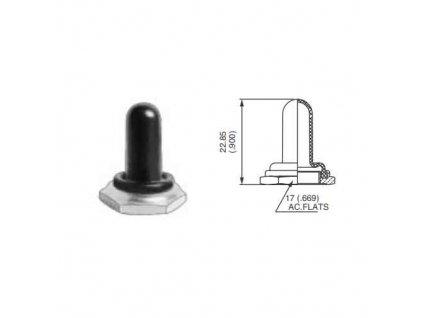 Přepínač páčkový - čepička U851
