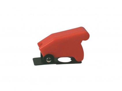 Červený hmatník pro páčkový přepínač