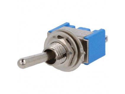 Přepínač páčkový TSM102A1 ON-ON