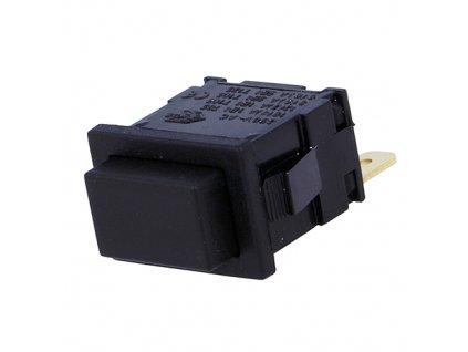 Tlačítko H8300AB OFF-ON černý