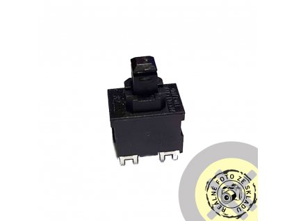 Tlačítko V8200AA ON-OFF černý