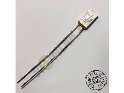 Pojistka tepelná 5A S-125 130°C