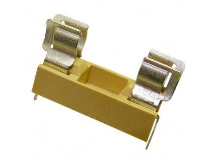 Pojistkový držák 5x20mm PTF15