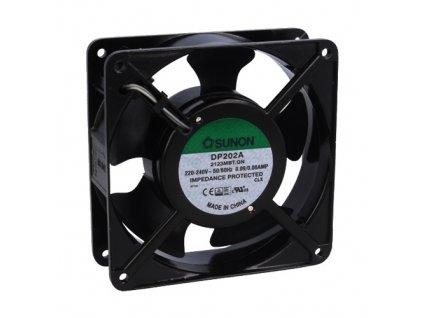 Ventilátor 230VAC 120x120x38mm DP202A2123MBT