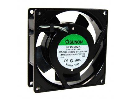 Ventilátor 230VAC 92x92x25mm SF23092A2092HBT