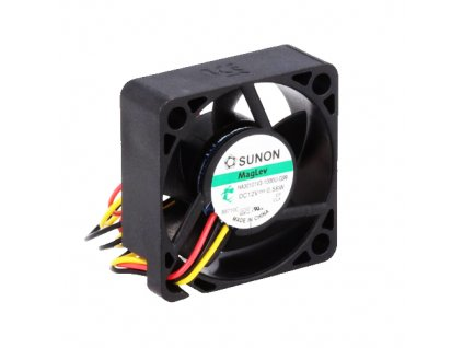 Ventilátor 12VDC 30x30x10mm HA30101V3