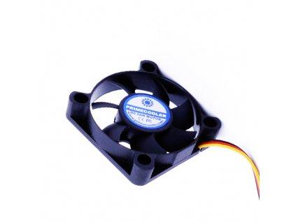 Ventilátor 12VDC 50x50x10mm PC-5010L12S