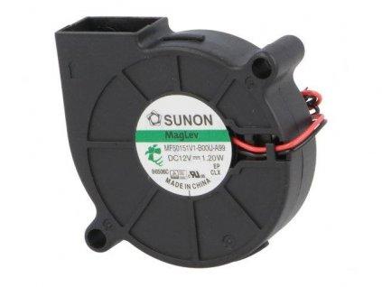 Ventilátor 12VDC 52x52x15mm MF50151V1