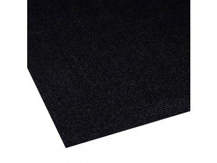 Akustická tkanina 1,4x0,7m černá