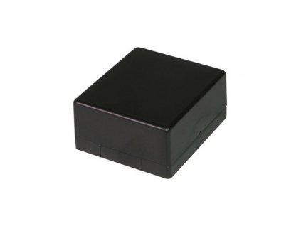 Krabička KM2A černá