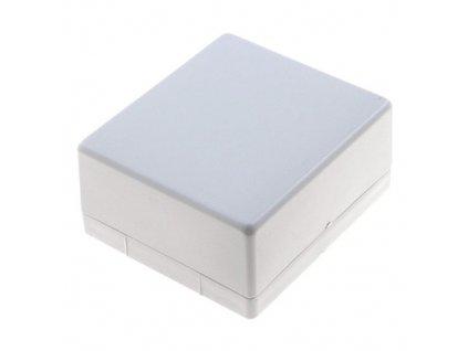 Krabička KM2A šedá