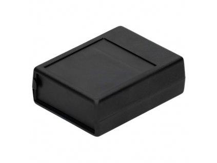 Krabička Z62 ABS černá