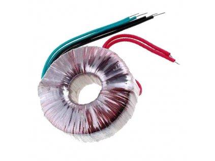 Transformátor toroidní 100VA 2x21V