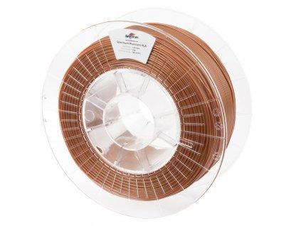 Filament PLA 1,75mm měděná (Rust Copper) 1kg