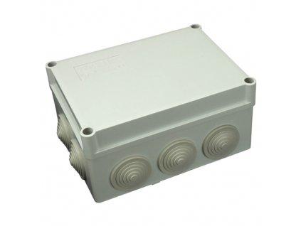 Krabice BOX306 šedá
