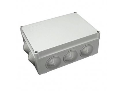 Krabice BOX406 šedá