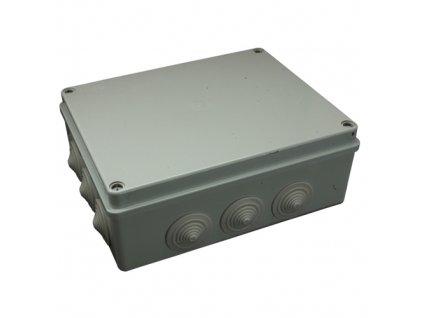 Krabice BOX506 šedá