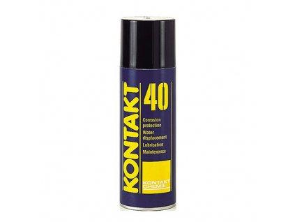 Čistící přípravek Kontakt 40 (200ml)